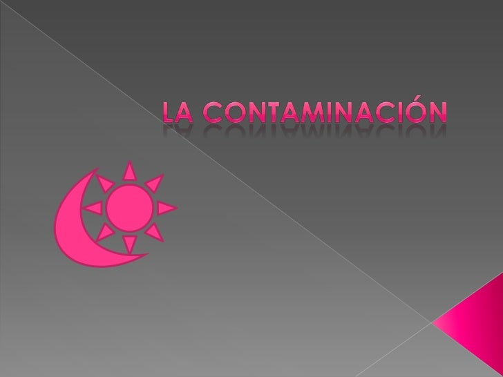 Lacontaminacion(p&l)