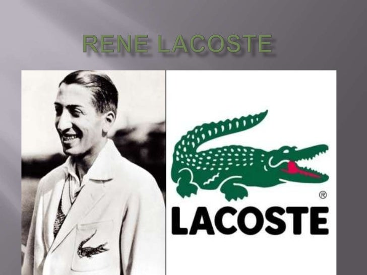    World champion tennis player, inventor, and fashion designer.    Born Jean Rene Lacoste on July 2, 1904, in Paris, Fra...