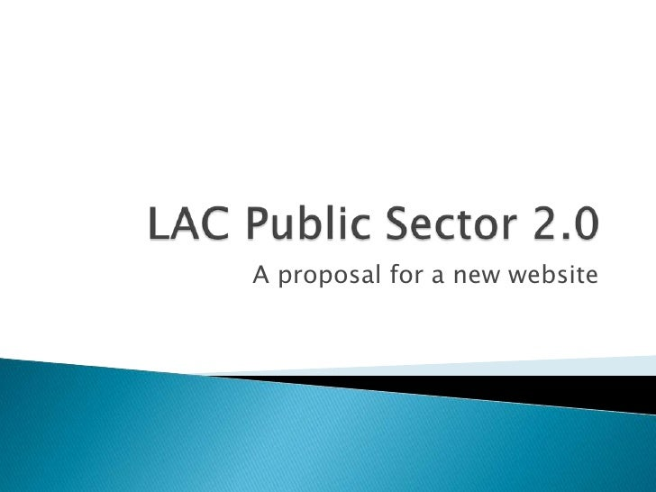 LAC Public Sector 2