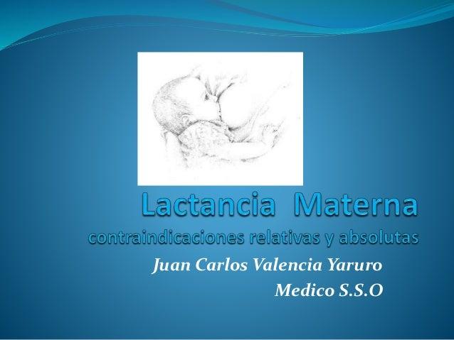 Juan Carlos Valencia Yaruro Medico S.S.O