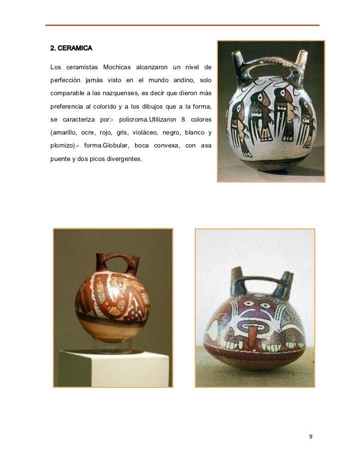 La cultura nazca for Que es ceramica