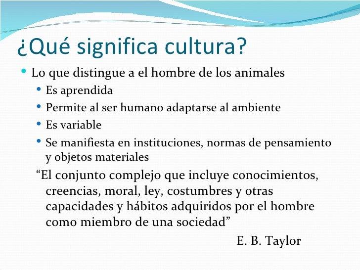 La cultura, culturas precolombinas