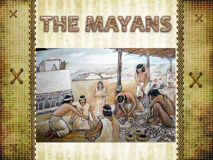The Maya were one of themost brilliant and powerful   cultures of Central    America known ...