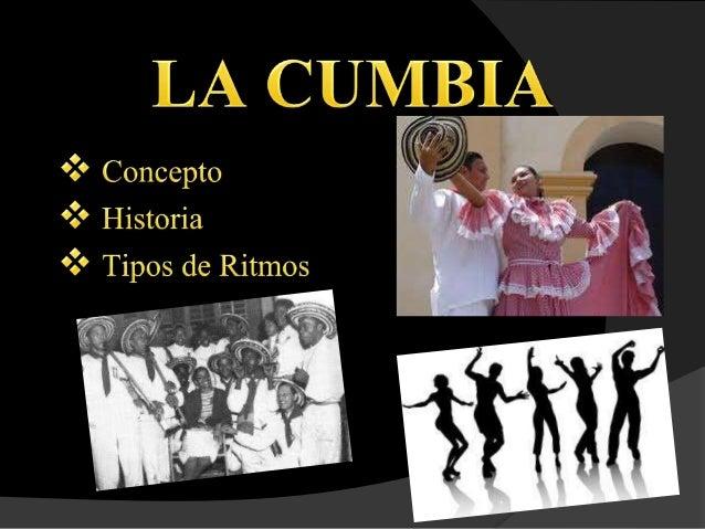 La cumbia es un baile tradicional folklórico, es el mayor ejemplo de mestizaje en América Latina por ser principalmente tr...
