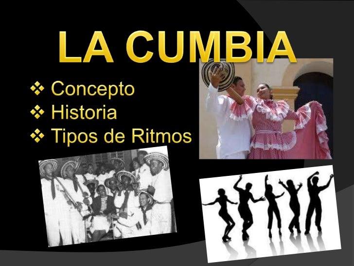 La cumbia es un baile tradicional folklórico, es el mayor ejemplo demestizaje en América Latina por ser