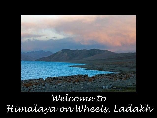 Ladakh Photojourney