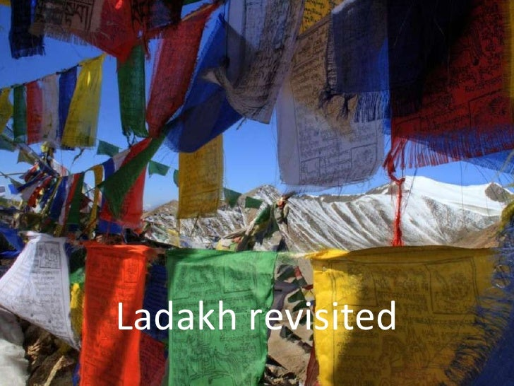 Ladakh revisited