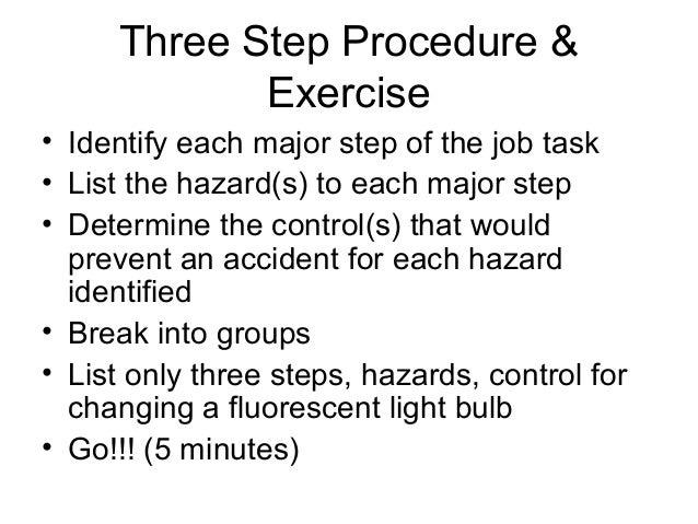 Ladder safety for Step ladder risk assessment template