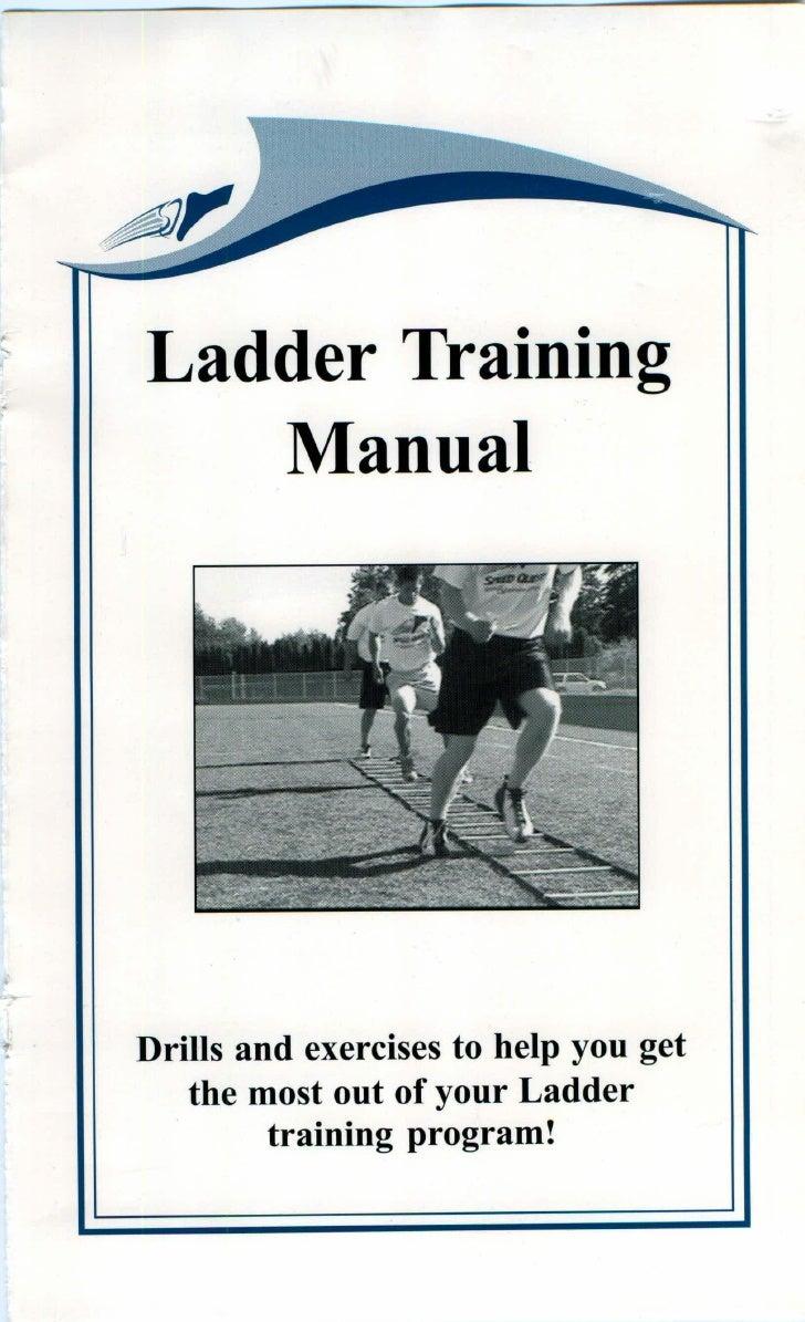 Agility Ladder Training Manual