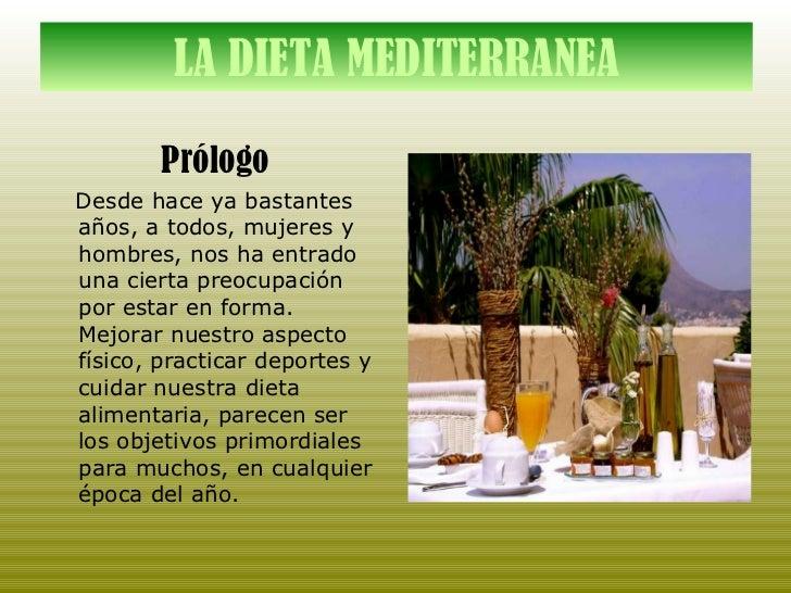 La dieta mediterranea xxl - La mediterranea ...