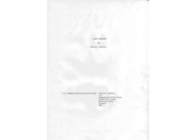 Lady d script
