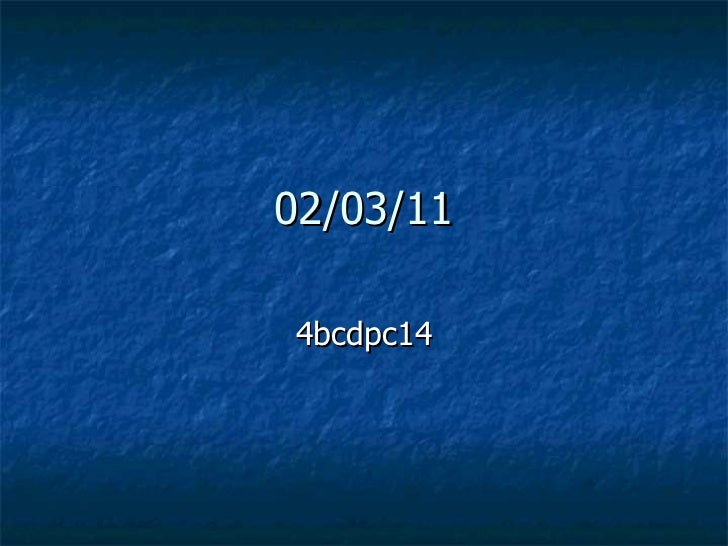 02/03/11 4bcdpc14