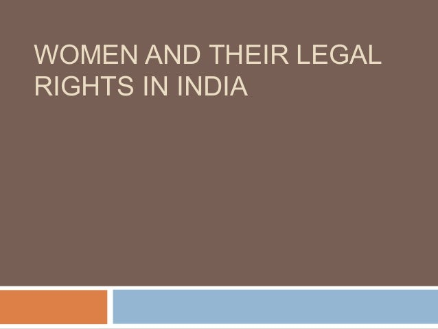 Women and their legal rights in India_WomenPowerConnect