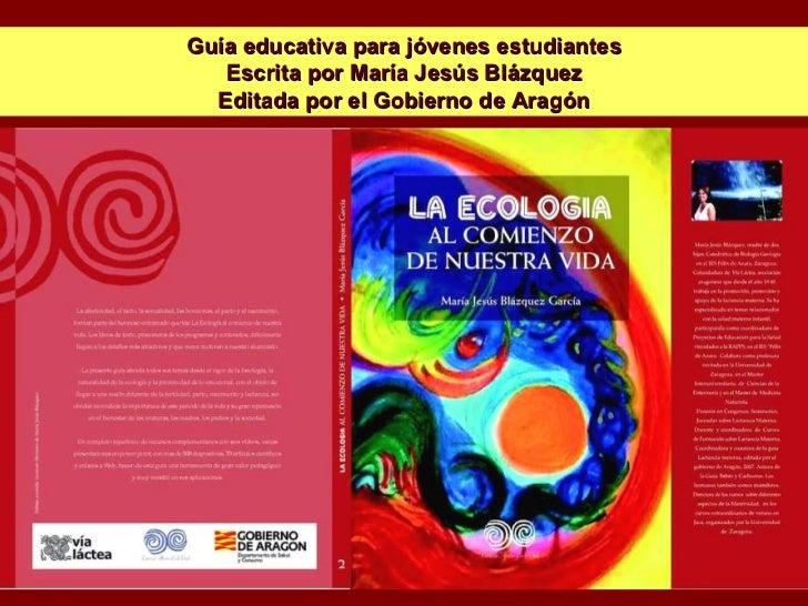 P1-La Ecología al comienzo de nuestra vida.