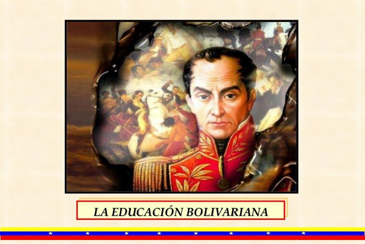 Sistema educativo bolivariano