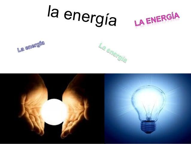 La energía de enrique y agustina