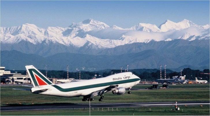 L'aeroporto internazionale di Malpensa. Punto di arrivo e partenza per il turismo a Varese