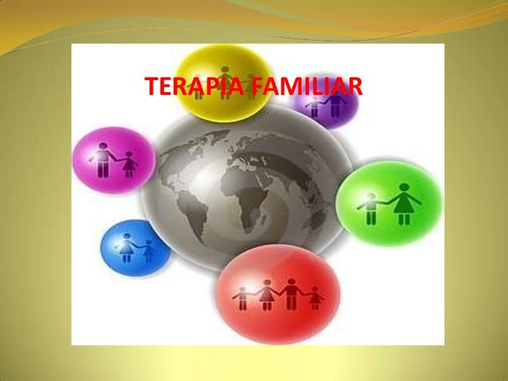 TERAPIA FAMILIAR<br />