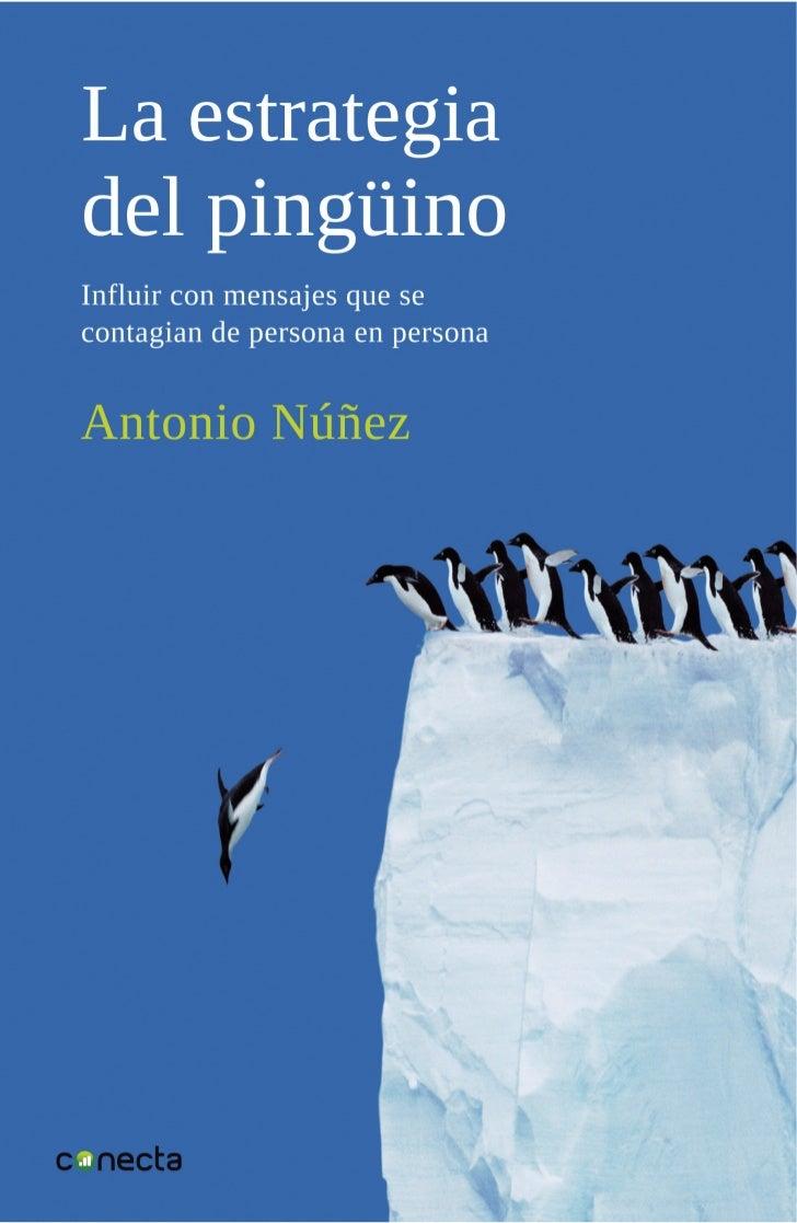 La estrategia del pingüino