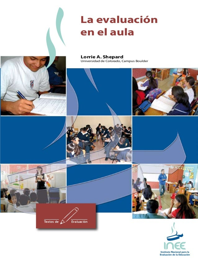 La evaluación en el aula