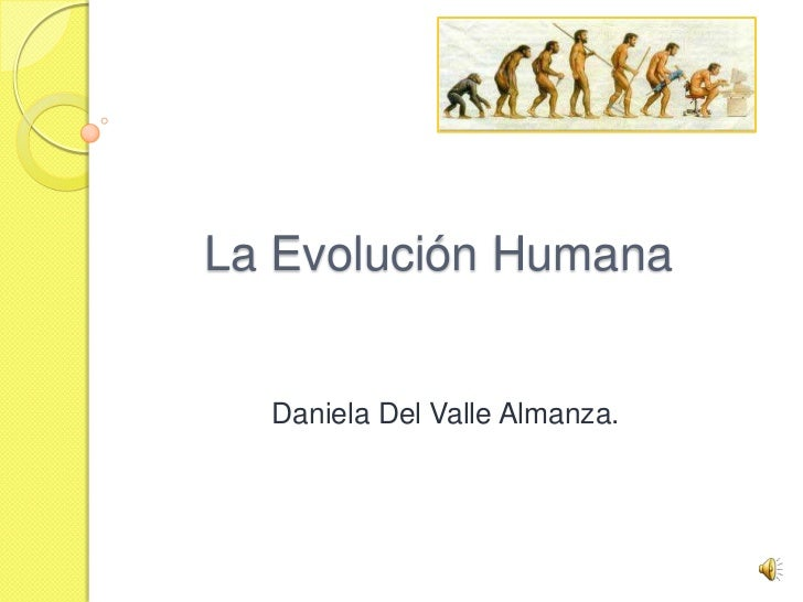 La Evolucin Humana 11776510 on oscar raposo linkedin