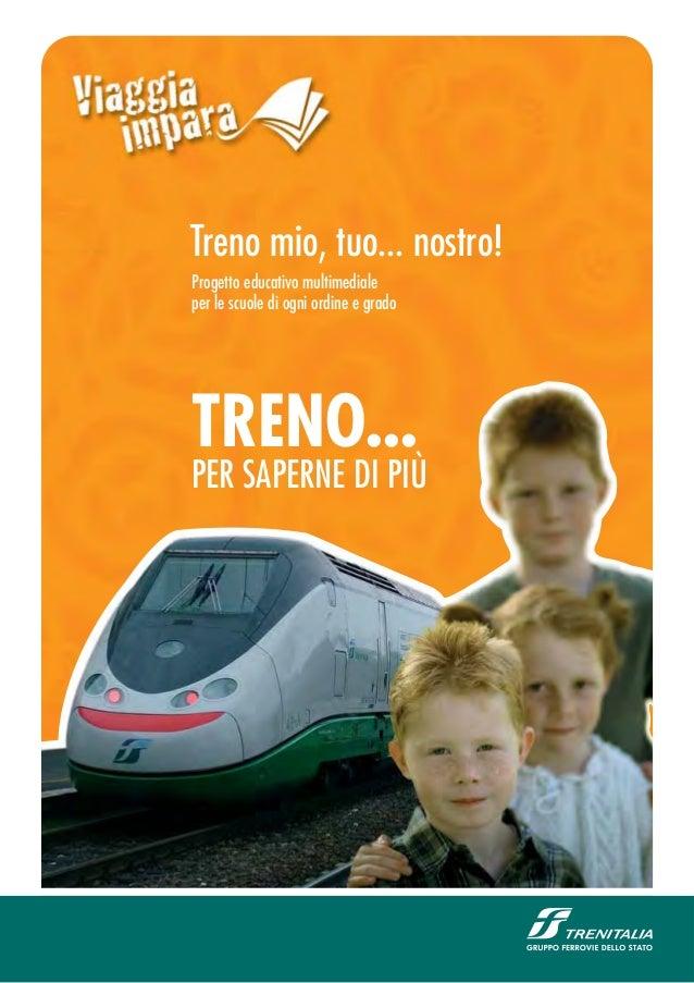 La fabbrica docenti rfi info generale e storia della ferrovia in italia