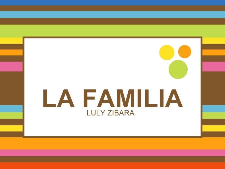 ¨En Familia¨