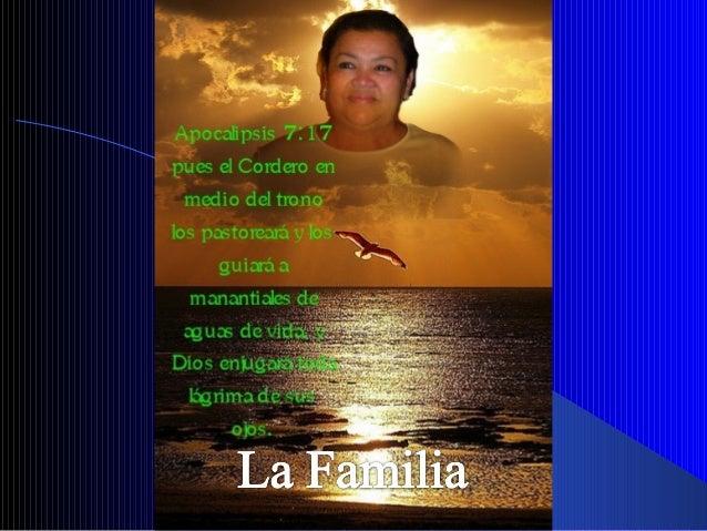 GEN. 1:27-28GEN. 1:27-28 LA FAMILIA: Es el Conjunto de personas que provienen de una misma sangre, de un mismo linaje, de...