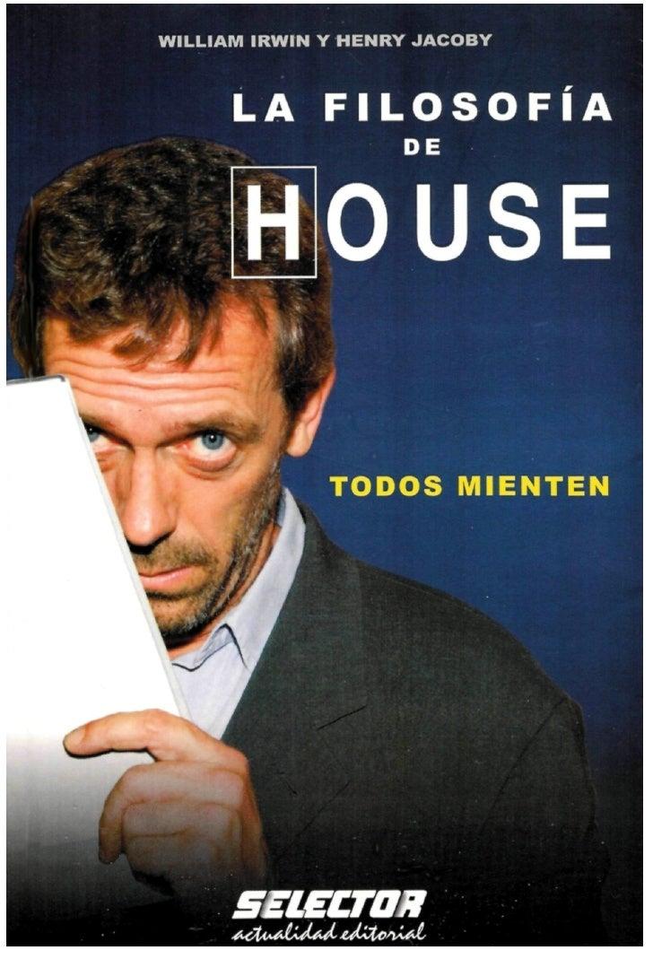 La Filosofia del Dr House - Libro