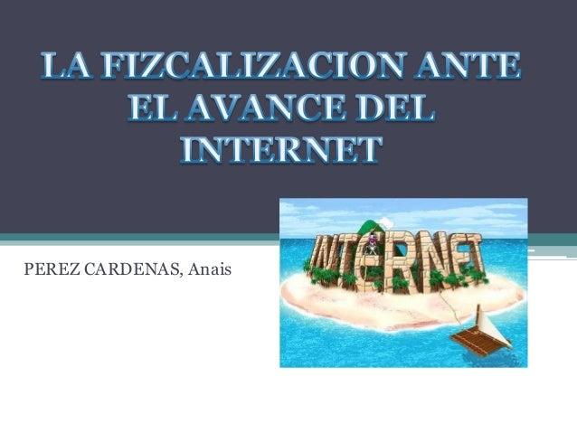 PEREZ CARDENAS, Anais