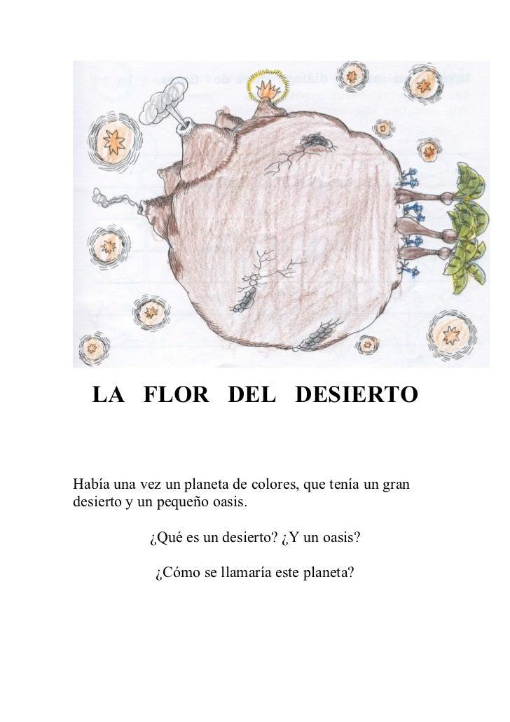 La flor del desierto