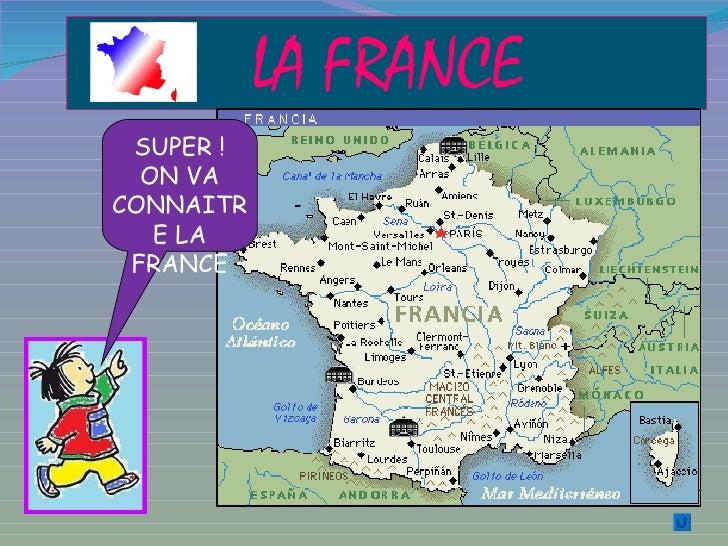 SUPER ! ON VA CONNAITRE LA FRANCE