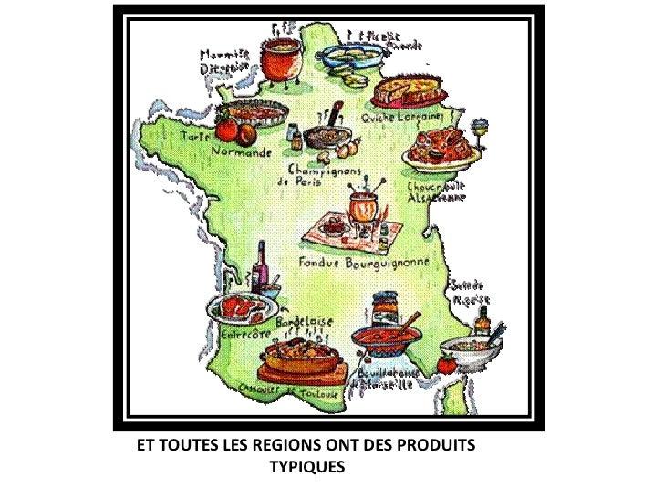 La gastronomie fran aise - Cuisine francaise par region ...