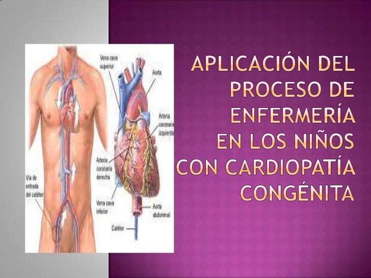 Las cardiopatías congénitas constituyen un  problema real de salud en nuestros días, no  solo por la elevada tasa de morbi...