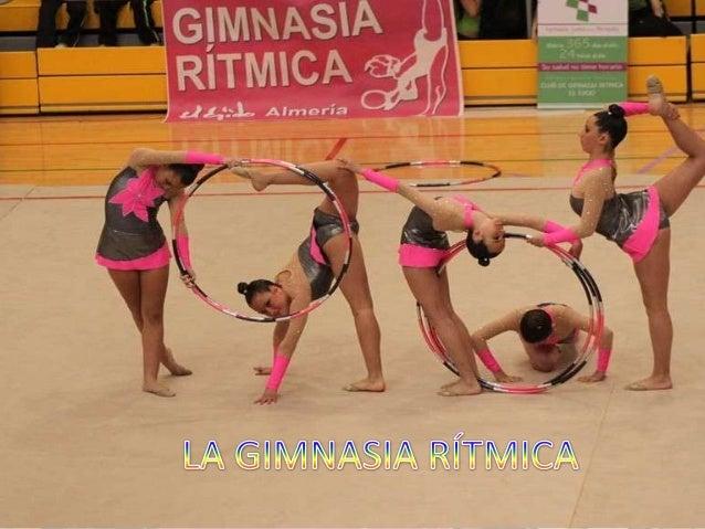 • La gimnasia rítmica surge en la década de los30 en la Unión de la República SocialistaSoviética.