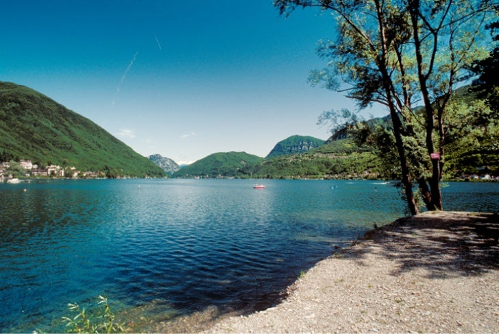 Road to Wellness: lago di Lugano, un territorio per il benessere