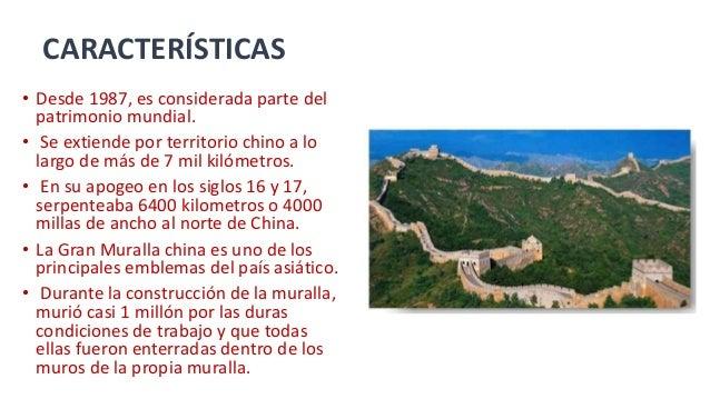 La gran muralla china for Q es la muralla china