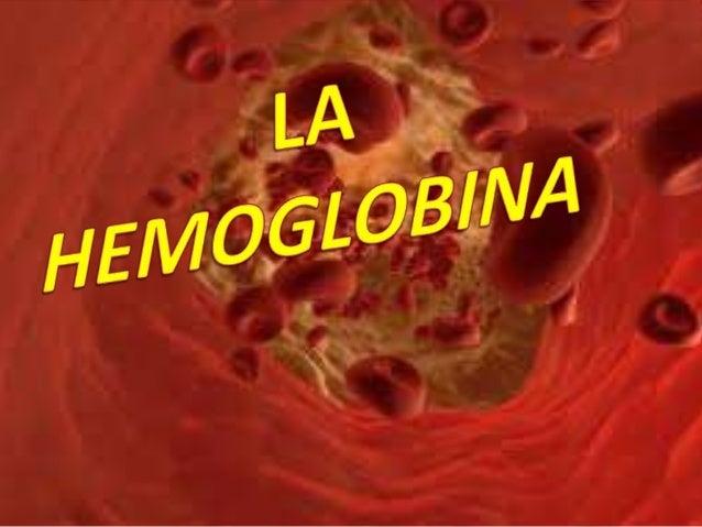 ¿Qué es la hemoglobina?  Características de la hemoglobina. Imágenes. Video. Bibliografía.