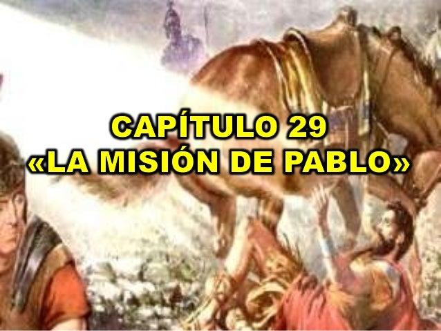 1. POR EL LLAMADO DE DIOS A PABLO PARA SER APOSTOL DE LOS GENTILES.  Hechos 7:58 relata la primera vez en que aparece Saul...