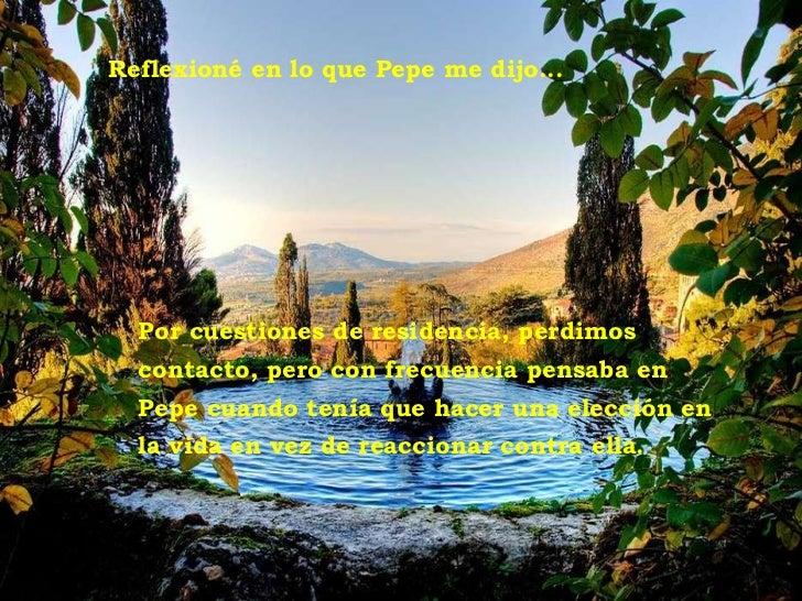 Tivoli - Villa d'Este Reflexioné en lo que Pepe me dijo... Por cuestiones de residencia, perdimos contacto, pero con frecu...