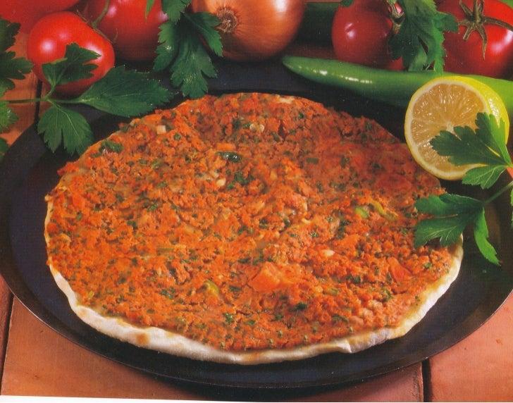 Turski kuvar-Lahmacun