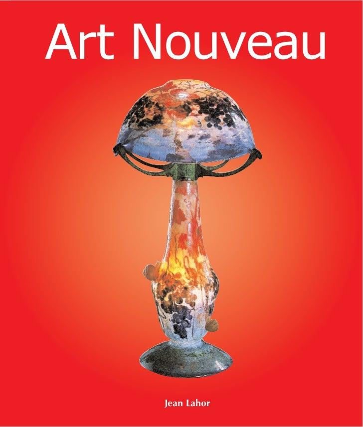 Art Nouveau    Jean Lahor