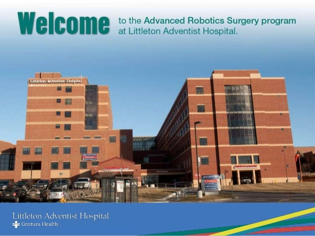 Here, you'll find:✔ Robotic prostate surgery✔ Robotic hysterectomy✔ Robotic procedures to treat:  - Endometriosis, and  - ...