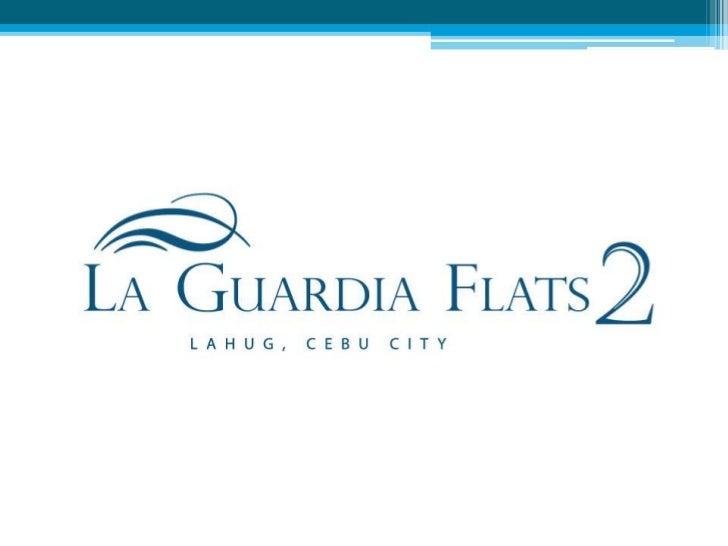 LA GUARDIA FLATS 2 - Lahug, Cebu City
