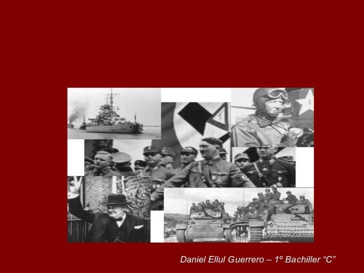 "Daniel Ellul Guerrero – 1º Bachiller ""C"""