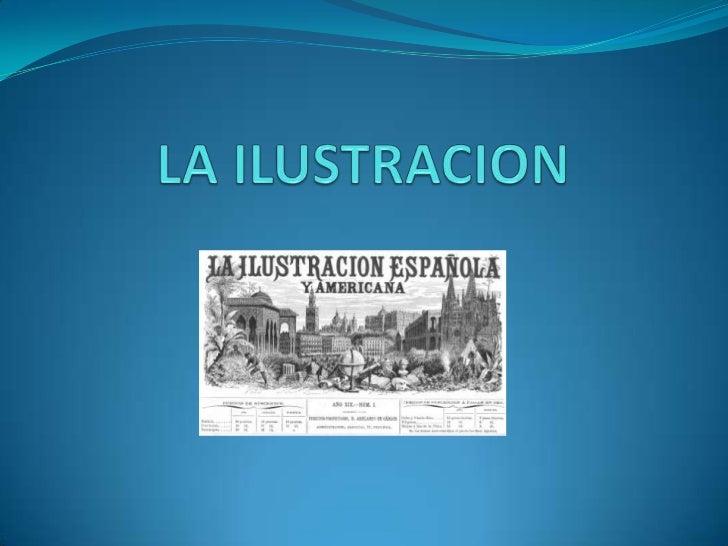 LA ILUSTRACION<br />