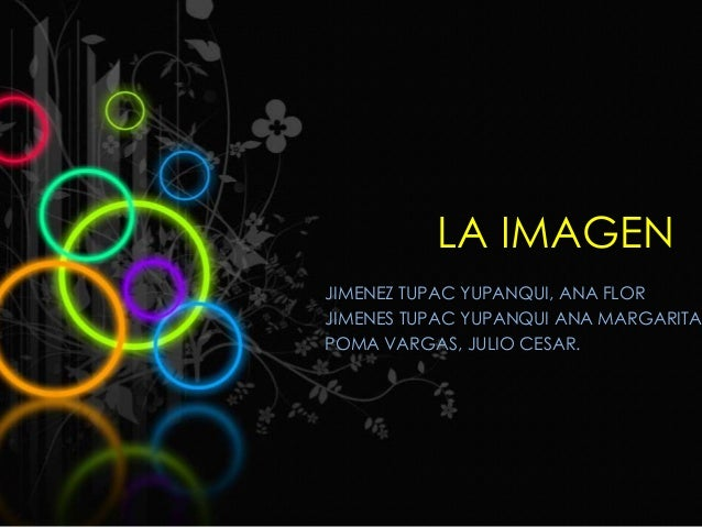 LA IMAGEN JIMENEZ TUPAC YUPANQUI, ANA FLOR JIMENES TUPAC YUPANQUI ANA MARGARITA POMA VARGAS, JULIO CESAR.