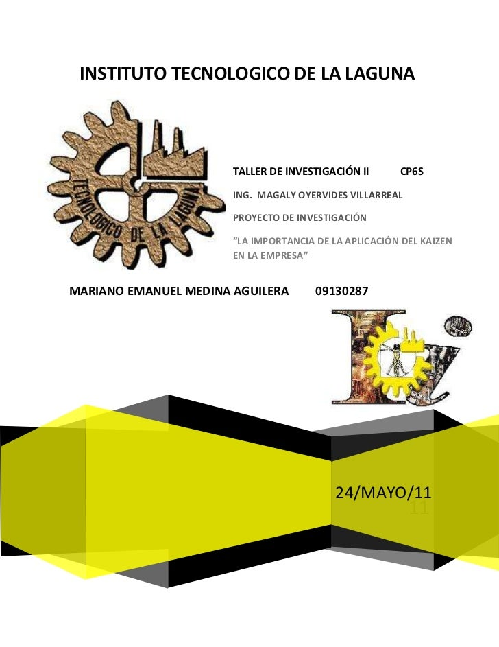 INSTITUTO TECNOLOGICO DE LA LAGUNA                                 24/MAYO/11                    -480060205740<br />TALLER...