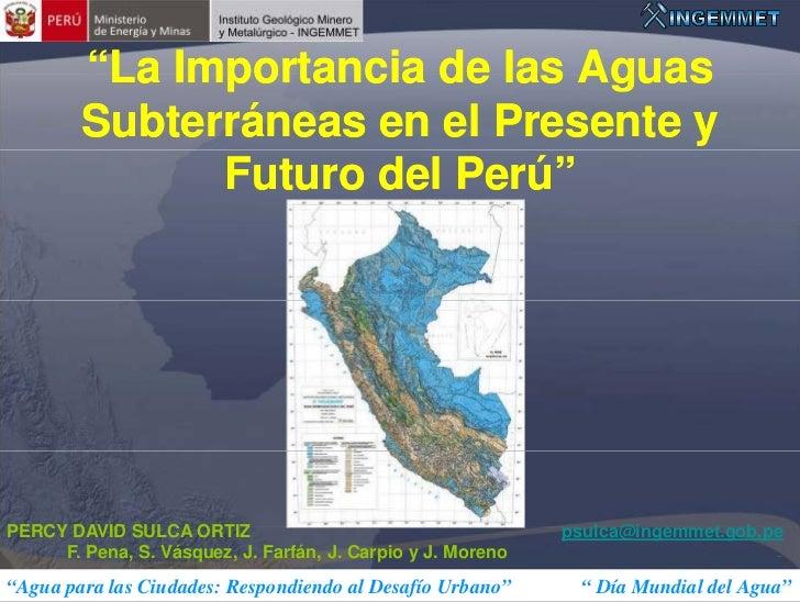"""planeta tierra                            Ciencias de la Tierra para la Sociedad        """"La Importancia de las Aguas      ..."""