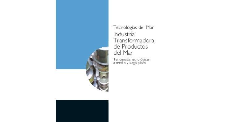 La industria transformadora de productos del mar (opti)[1]
